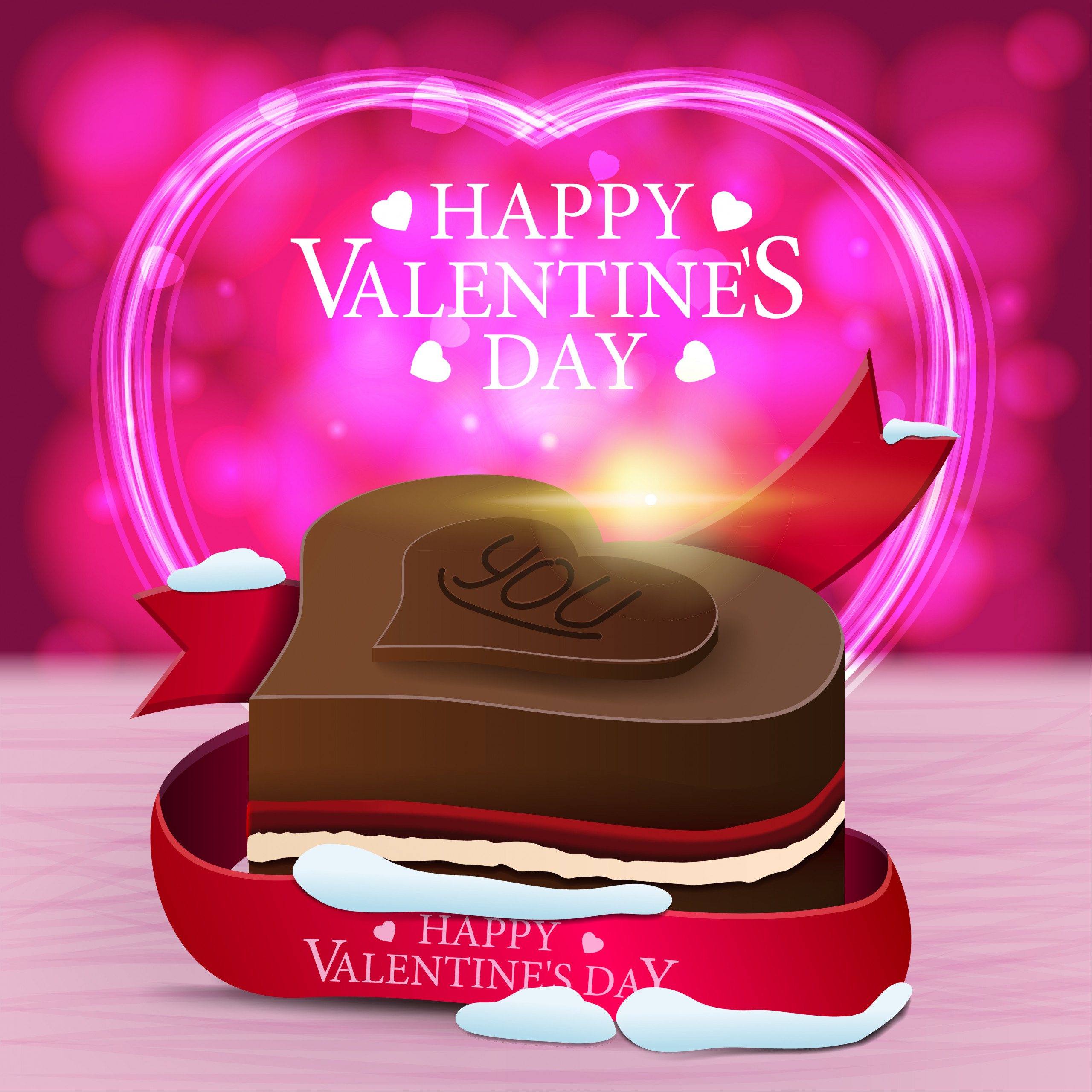 Valentine s Day Vector Graphics English Word 4167x4167