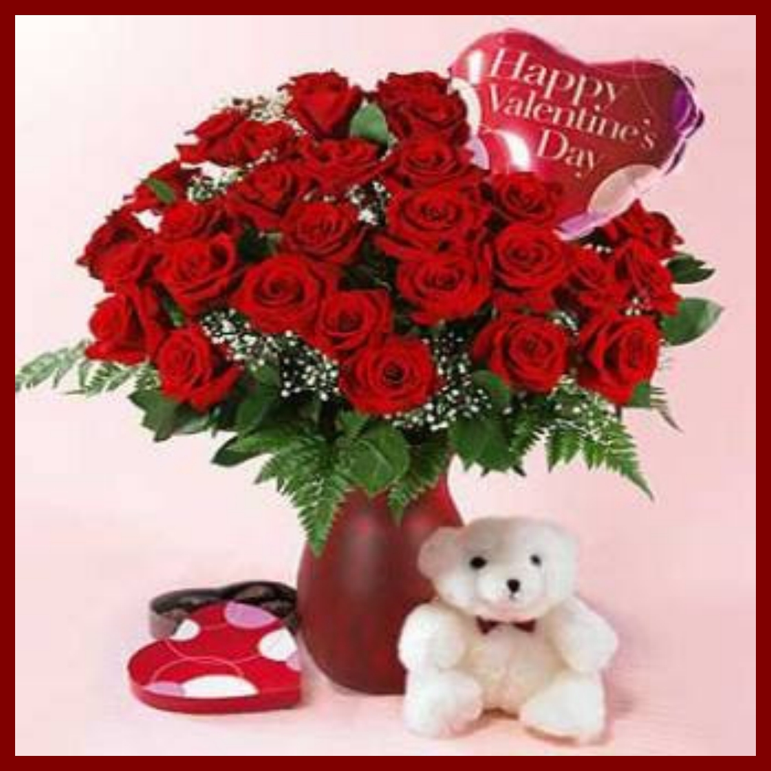 Happy Valentine Roses HD Wallpapers Collection 011