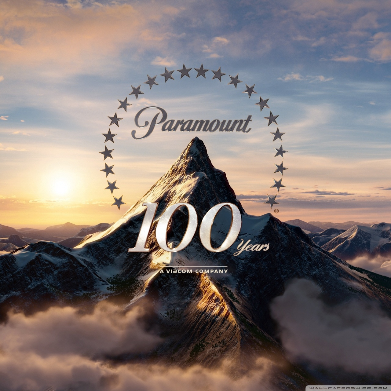 paramount pictures 100th anniversary wallpapers