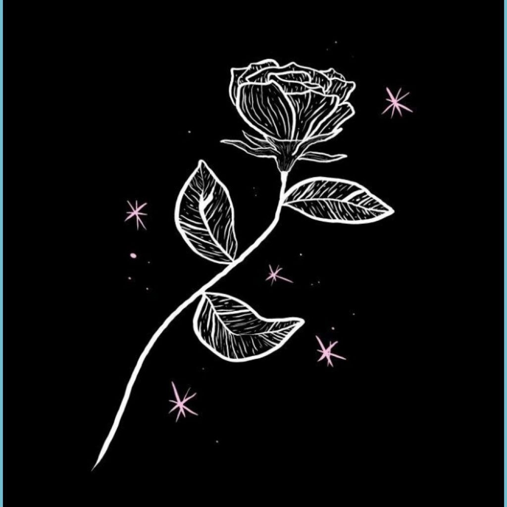 cute black and white aesthetic wallpapers top free cute black aesthetic black and white wallpaper 1024x1024
