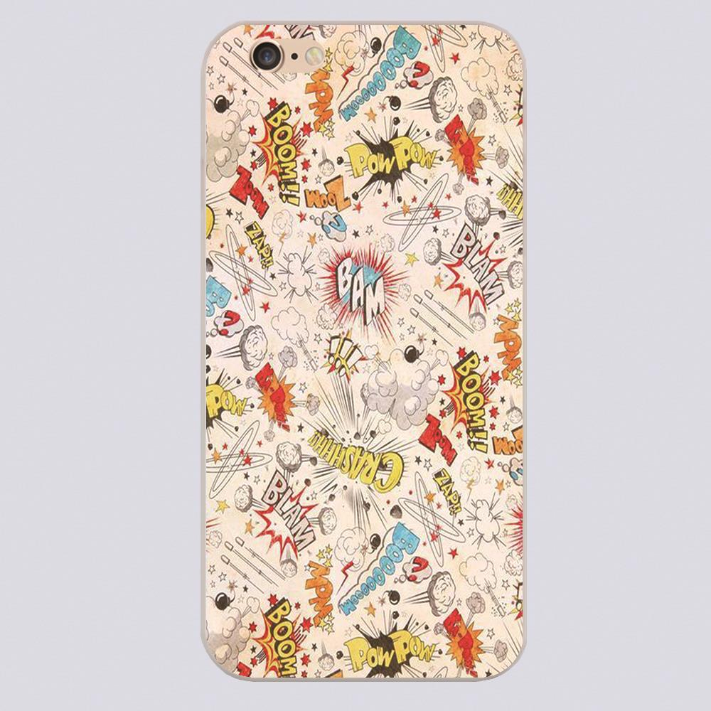 Vintage ic wallpaper Design case cover cell phone cases for iphone 4 4s 5 5c 5s