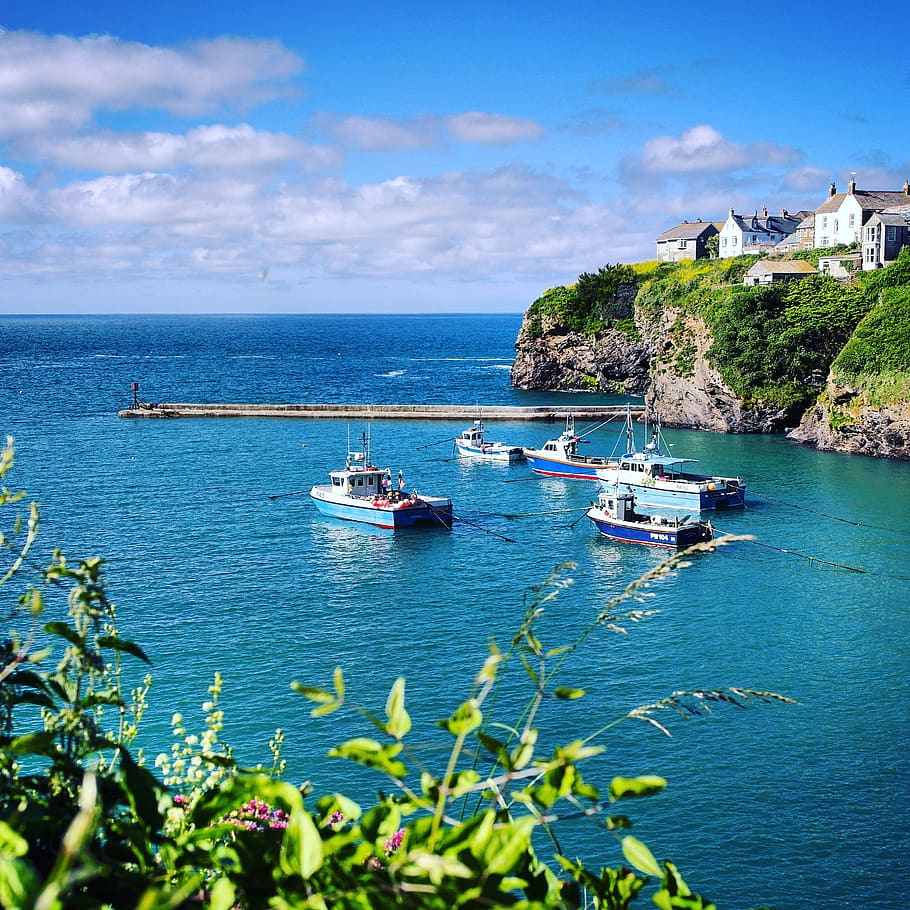 united kingdom port isaac