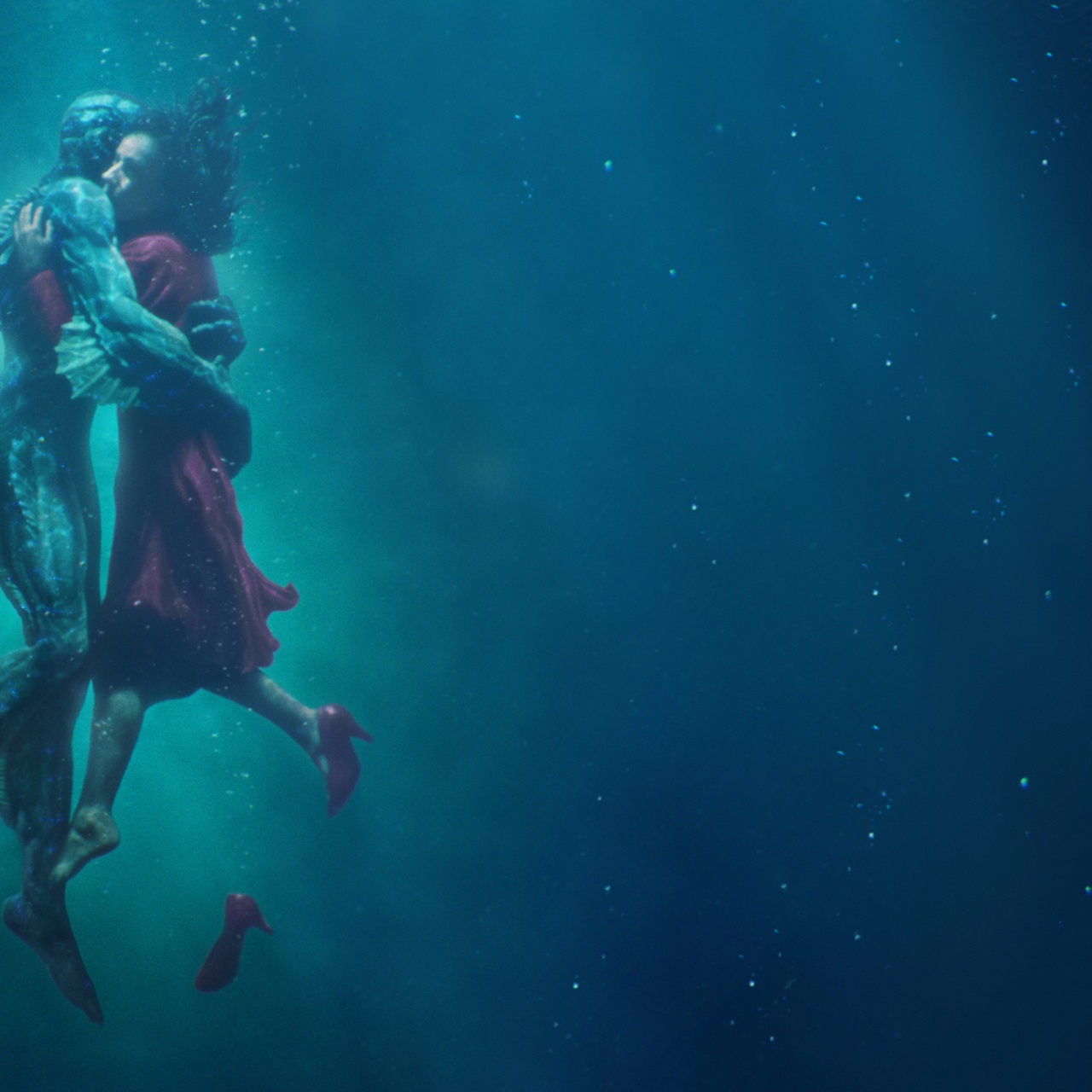 the shape of water 4k