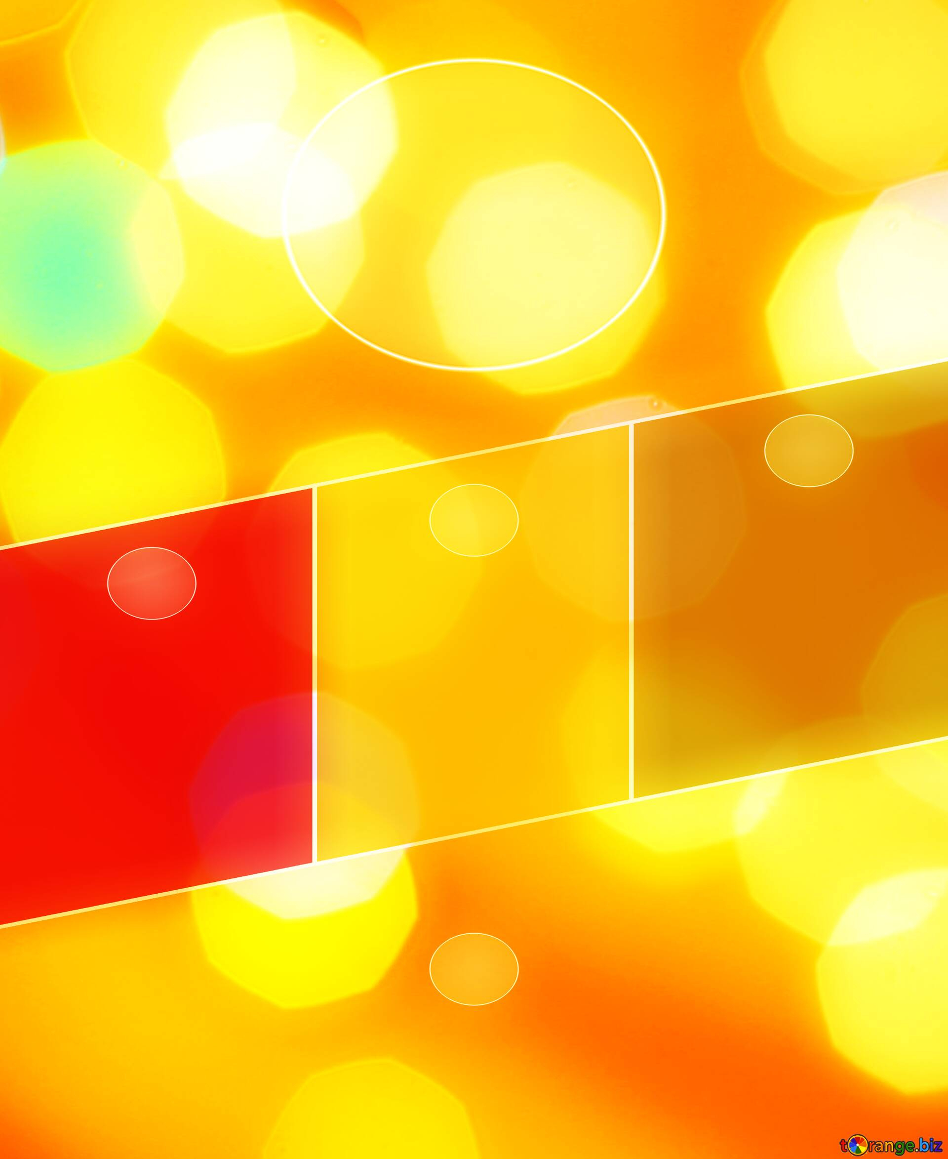 fragment colours image size bright vivid very contrast a4