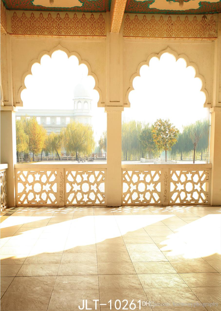 pavilion photography backdrops bright indoor