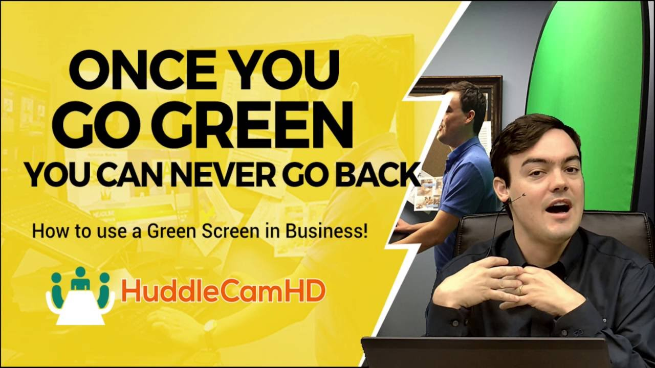 Zoom adds Green Screen Support