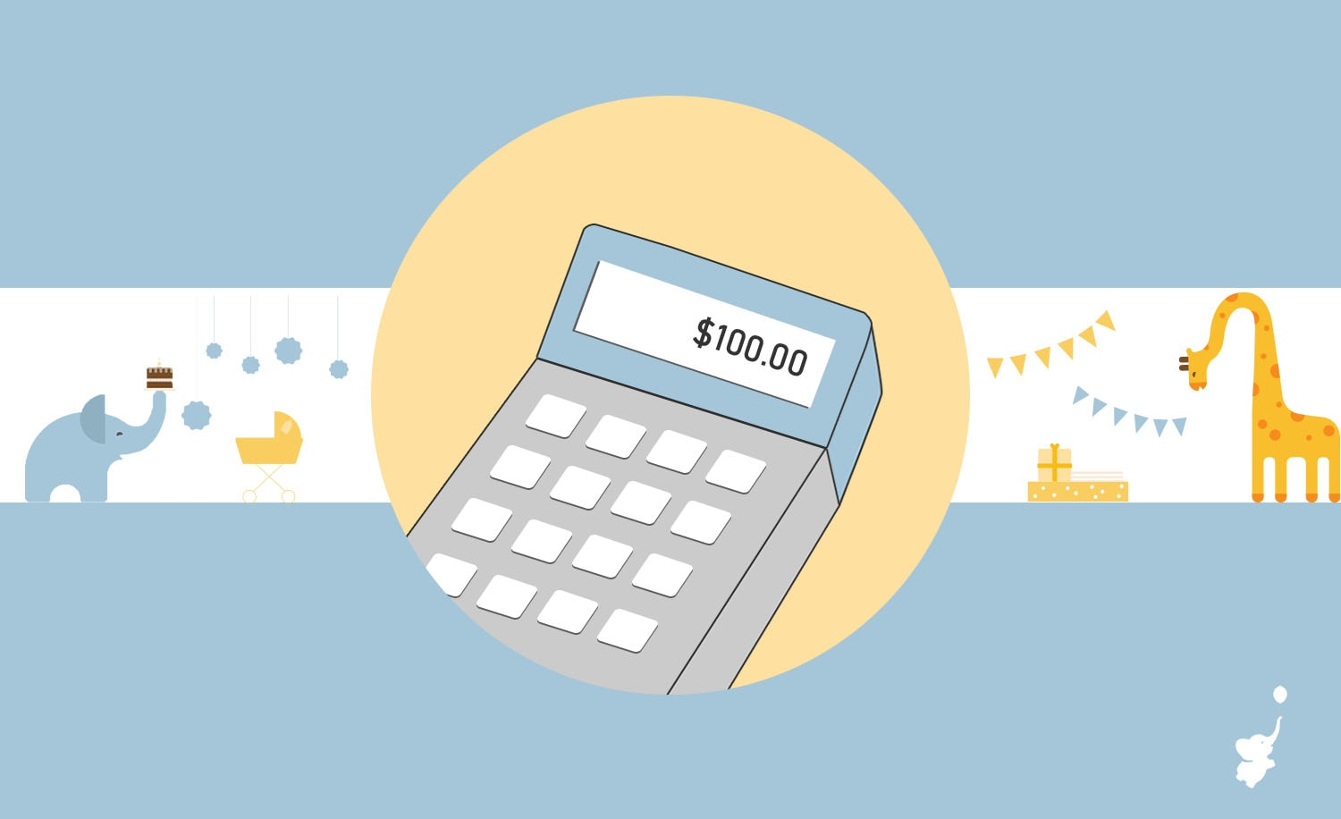 WBS Header Image baby shower average cost