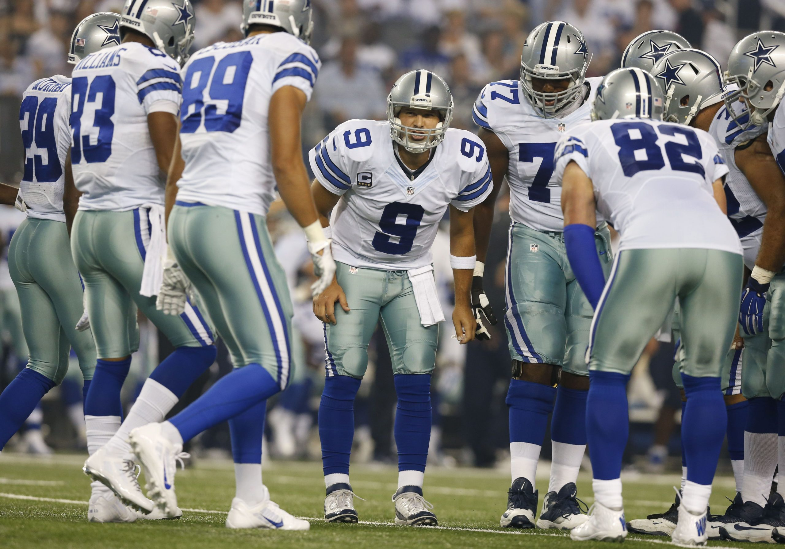 Dallas Cowboys Roster Wallpaper Tony Romo and his Teammates 31 Dallas Cowboys Wallpaper HD Wallpapers Wallpapers Download