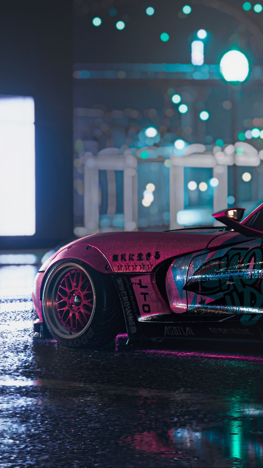 Need For Speed Heat Srt Viper 4k Wallpapers