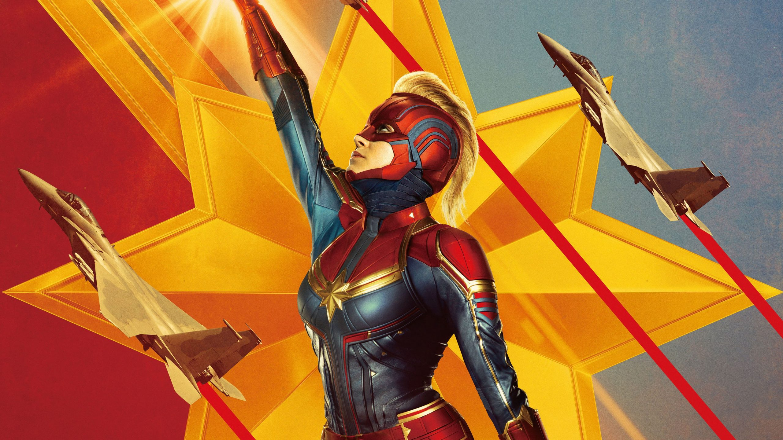 Captain Marvel 2019 movie wallpapers