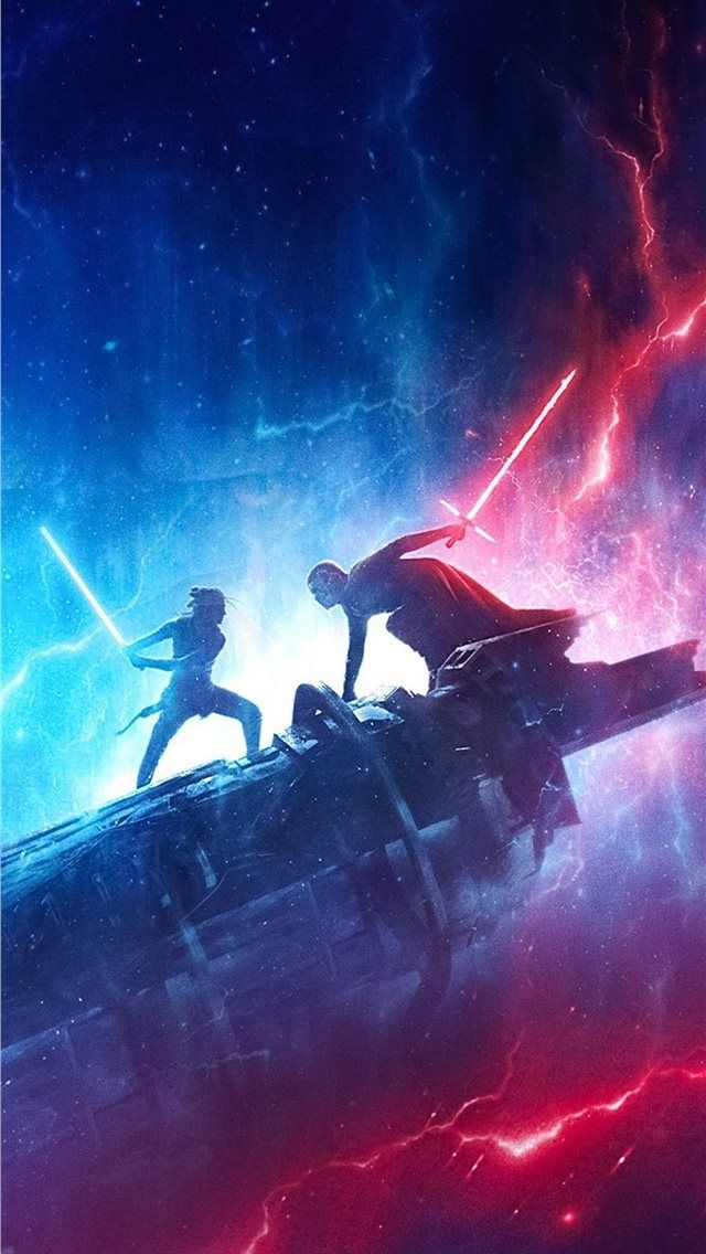 star wars the rise of skywalker new 5k iPhone Wallpapers