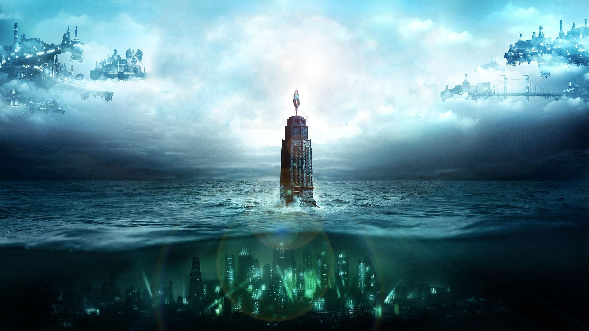 There s always a lighthouse There s always a city [ ]