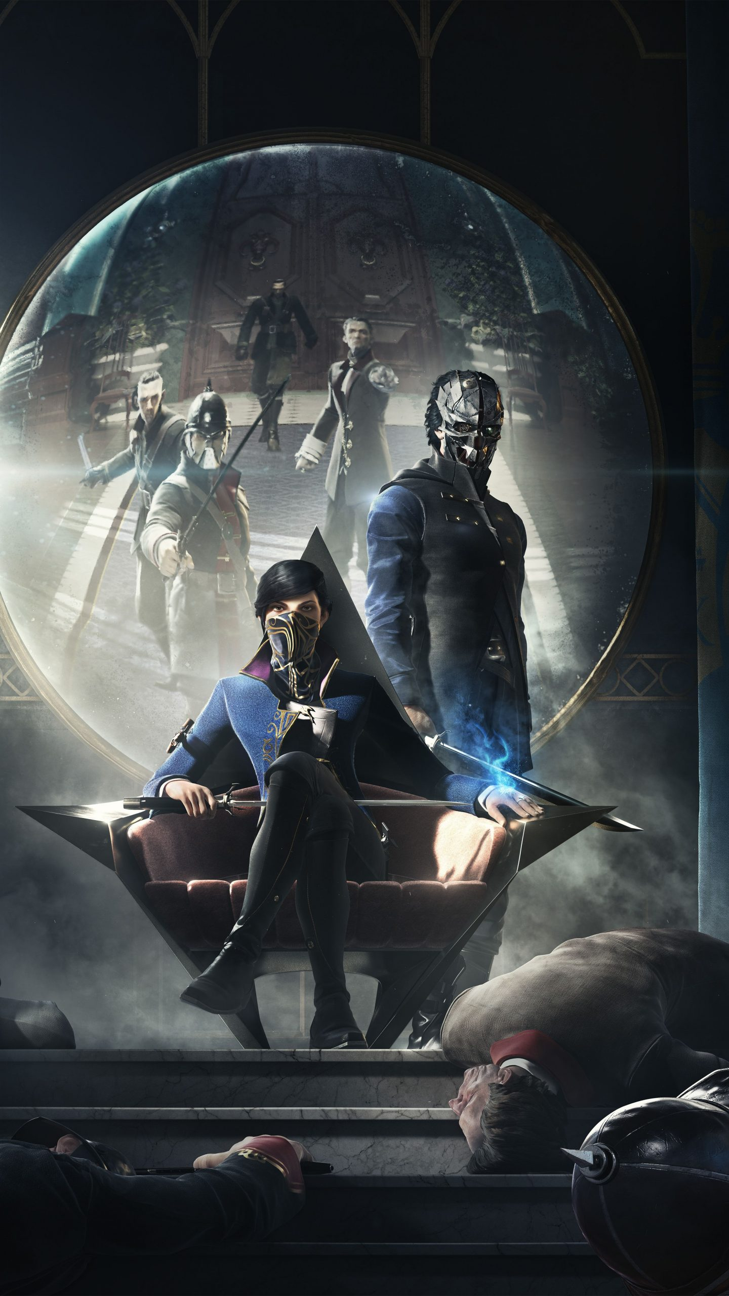 Dishonored 2 Mobile HD Wallpaper