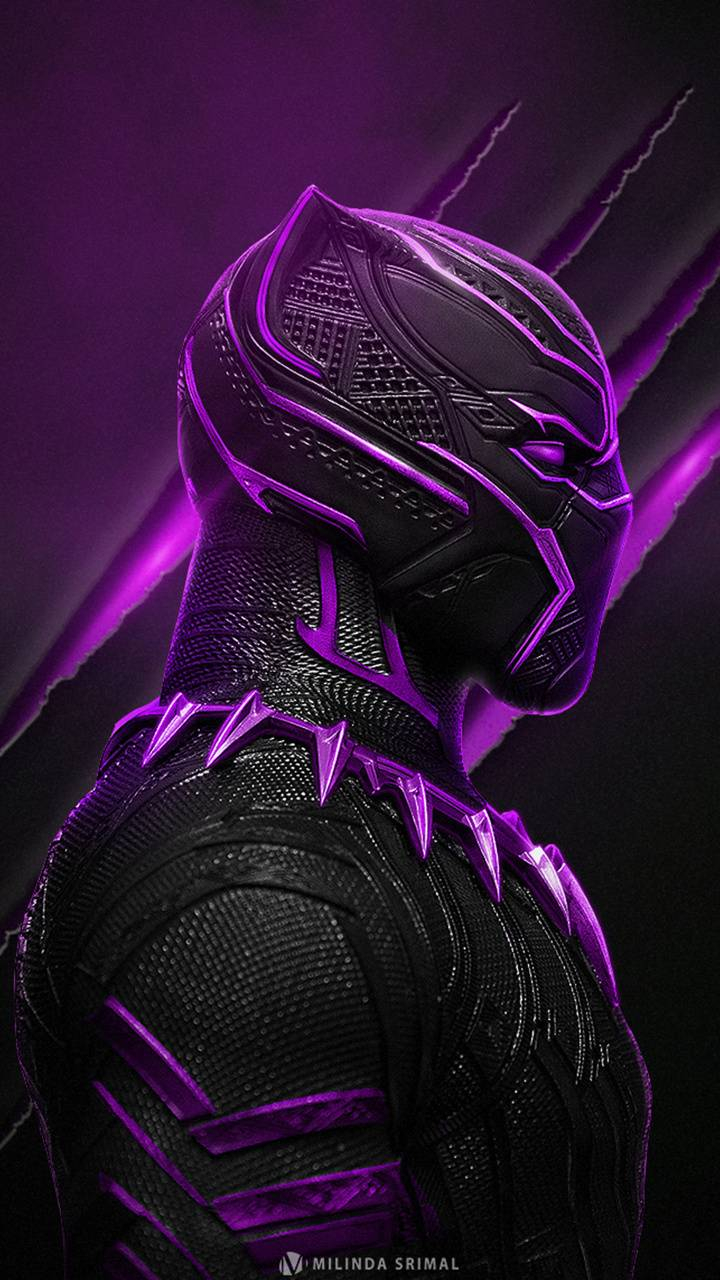 Black Panther wallpaper by Milinda Srimal 5f Free on ZEDGE™