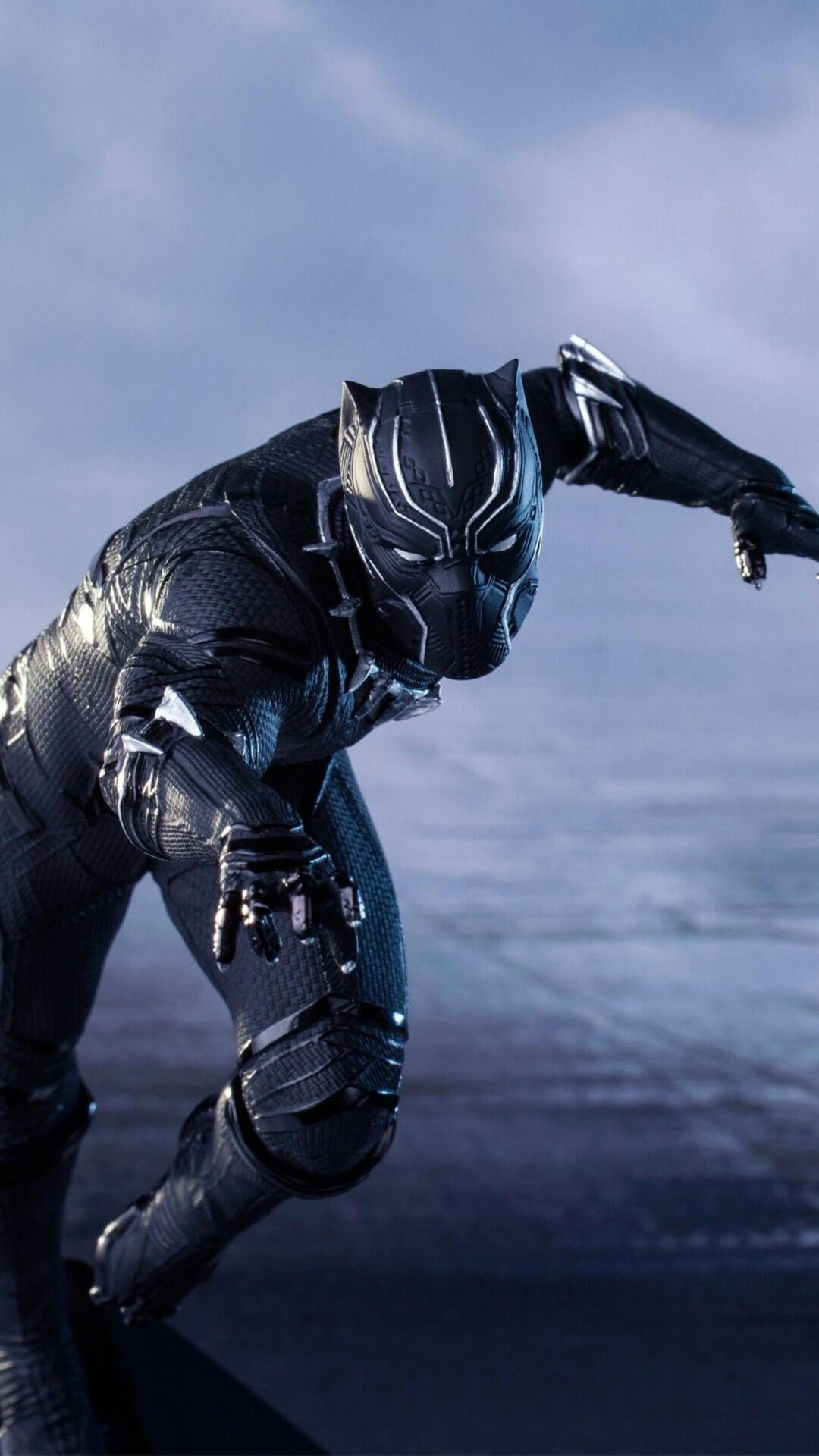 New black panther HD wallpapers