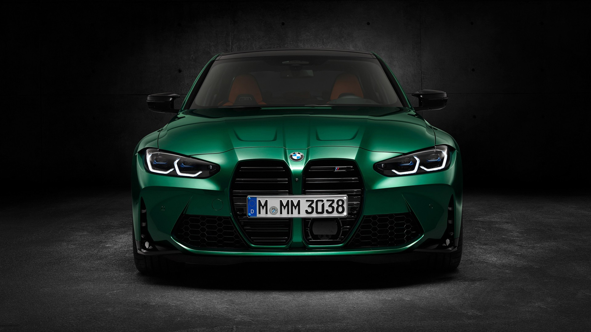 green bmw m3 petition 2020 4k hd cars wallpapers