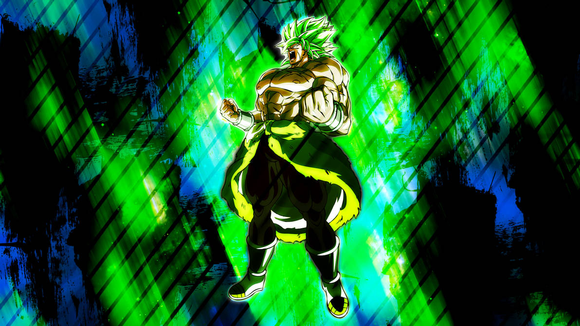 Unstoppable Broly 4K Wallpaper ga submit new=10