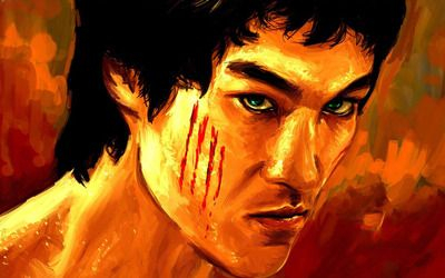 60 Bruce Lee Wallpapers For FREE