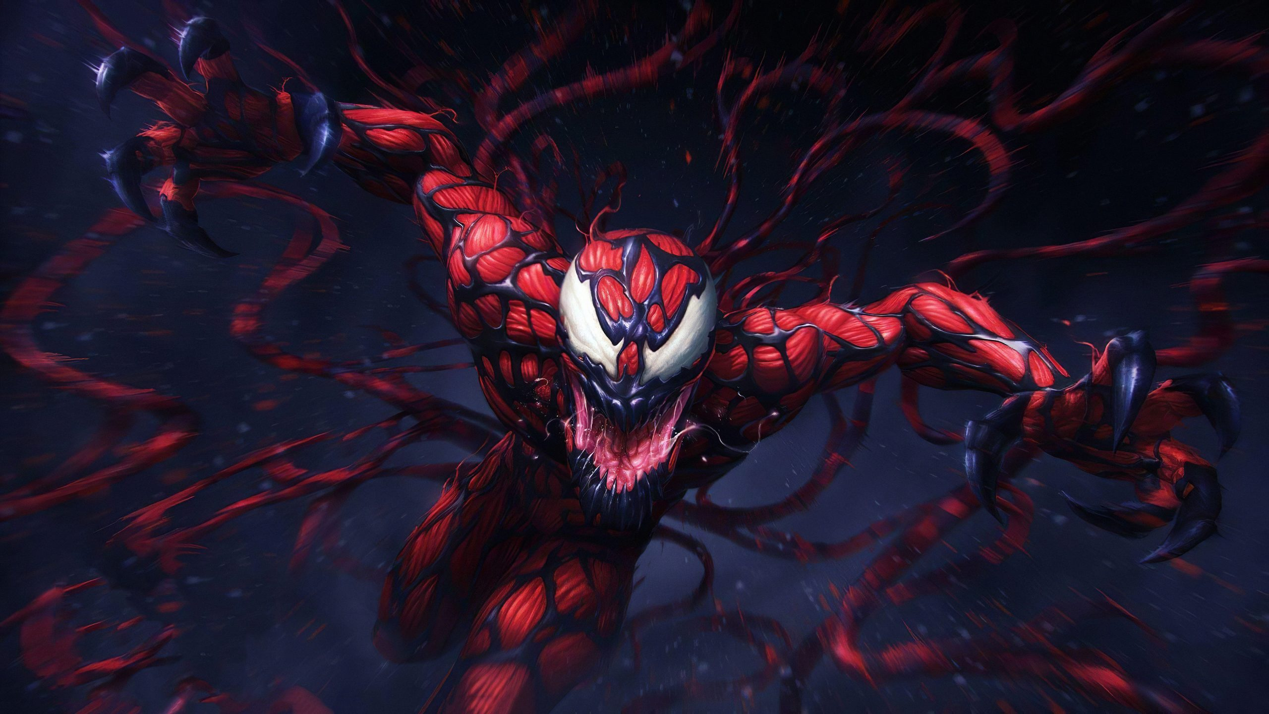carnage marvel contest of champions wallpaper