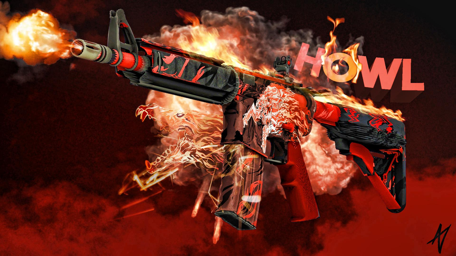 246 m4a4 howl