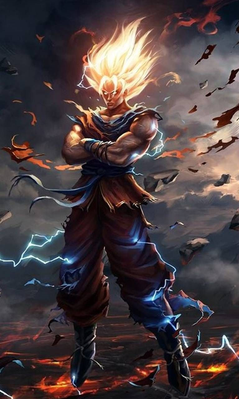 Dragon Ball Z wallpaper by Almost Famous 97 Free on ZEDGE™