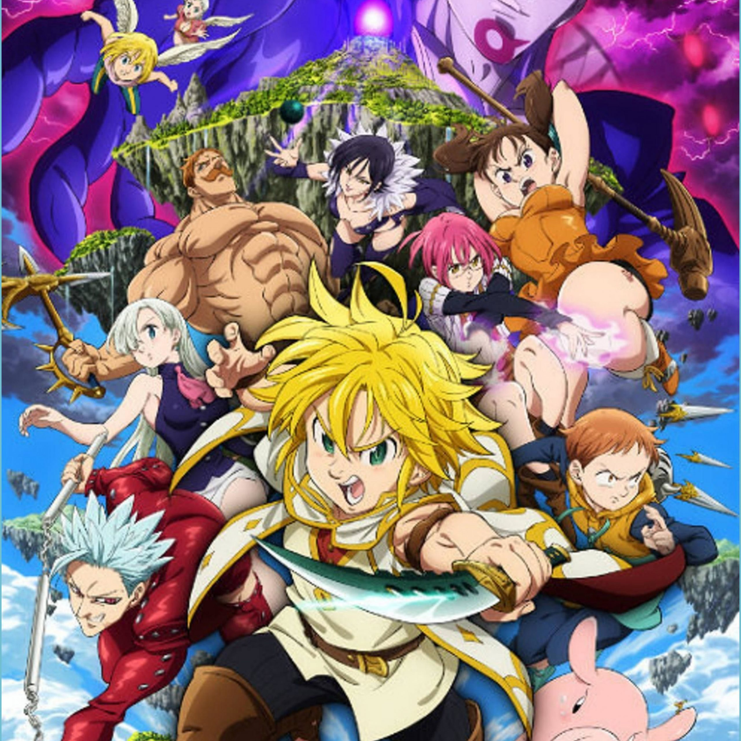 the seven deadly sins iphone wallpapers wallpaper cave seven deadly sins wallpaper 0 scaled