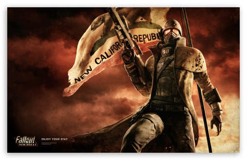 fallout new vegas 2 wallpapers