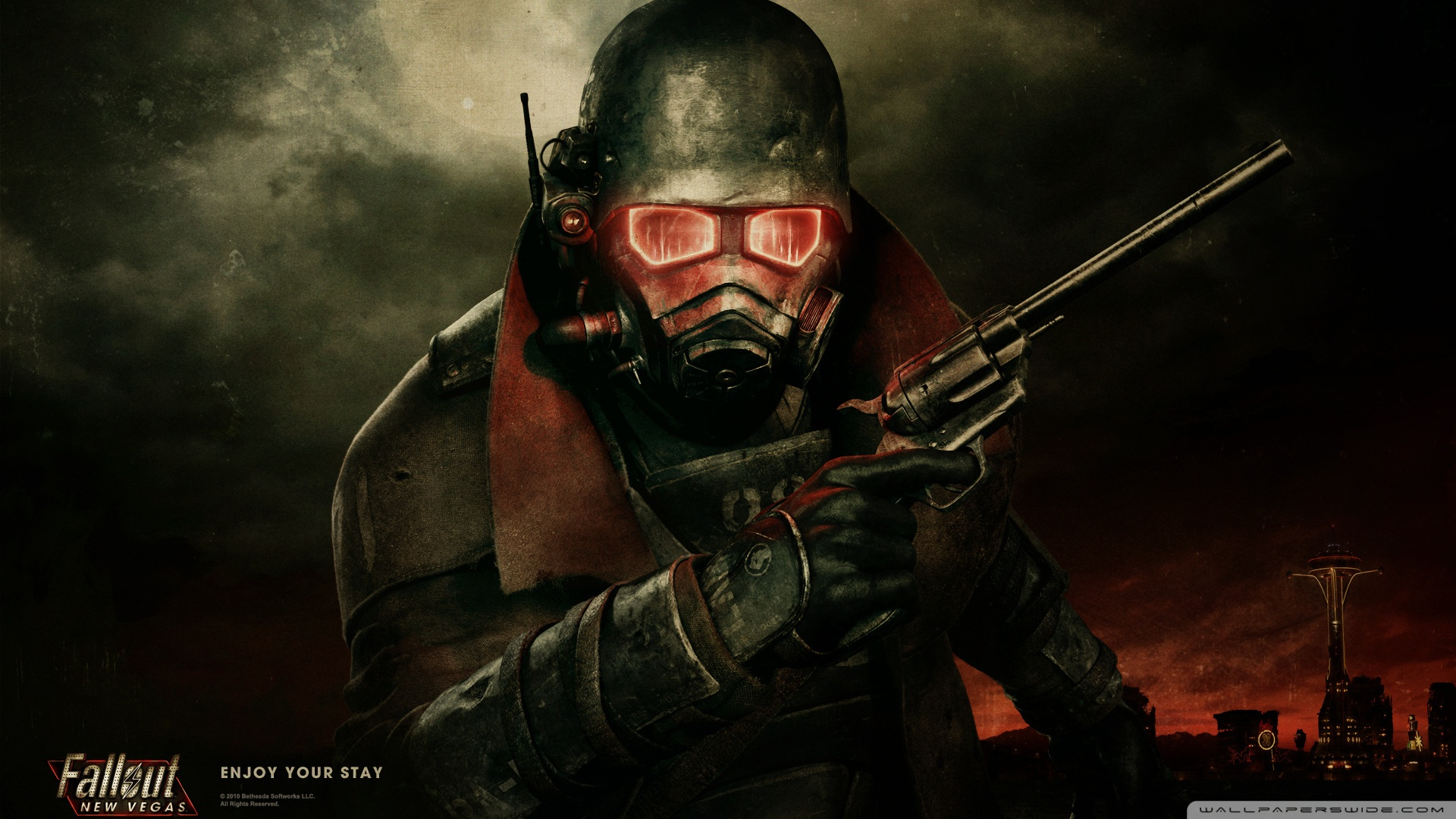 fallout new vegas 3 wallpapers