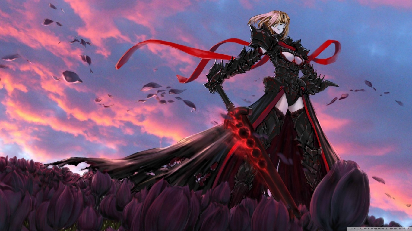 fate stay night saber alter wallpapers