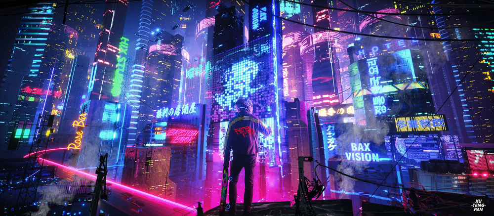 city personal work