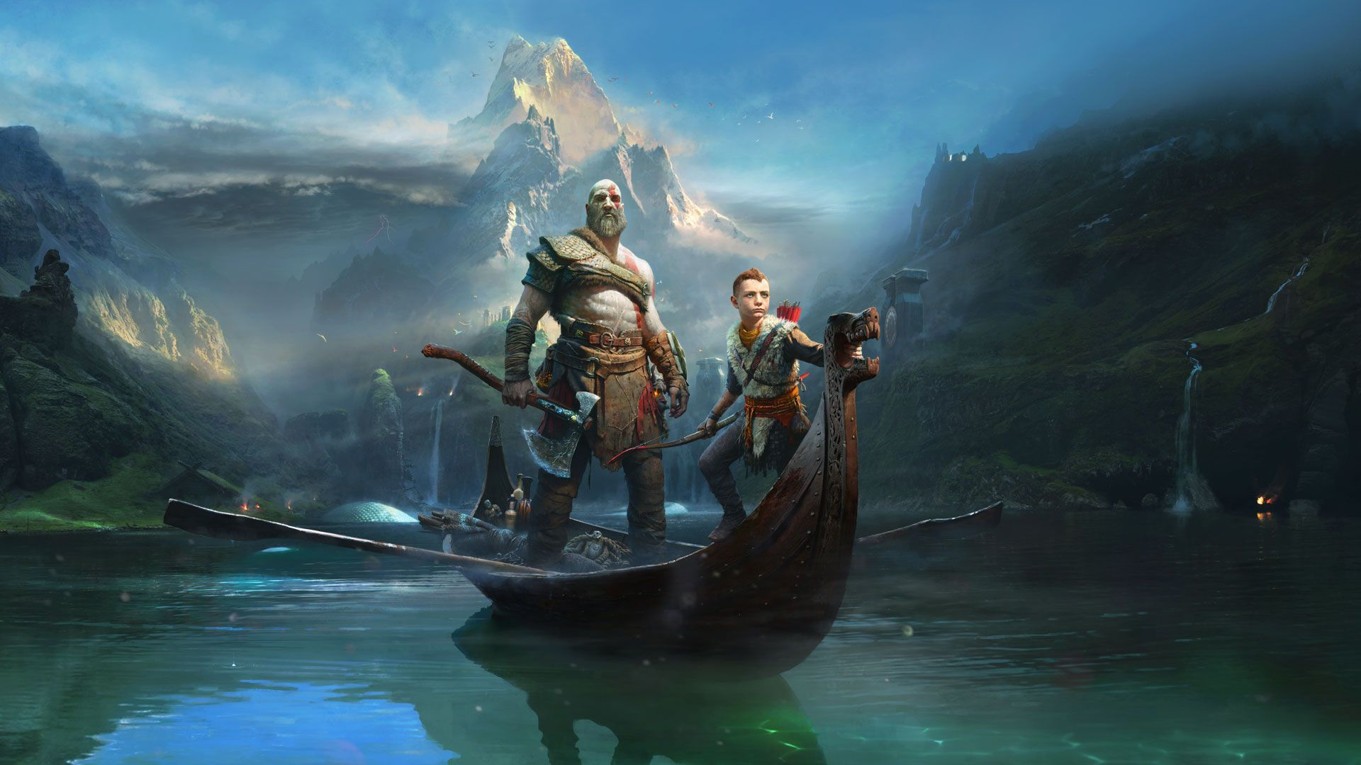 Get Excited for God of War Tech Girl