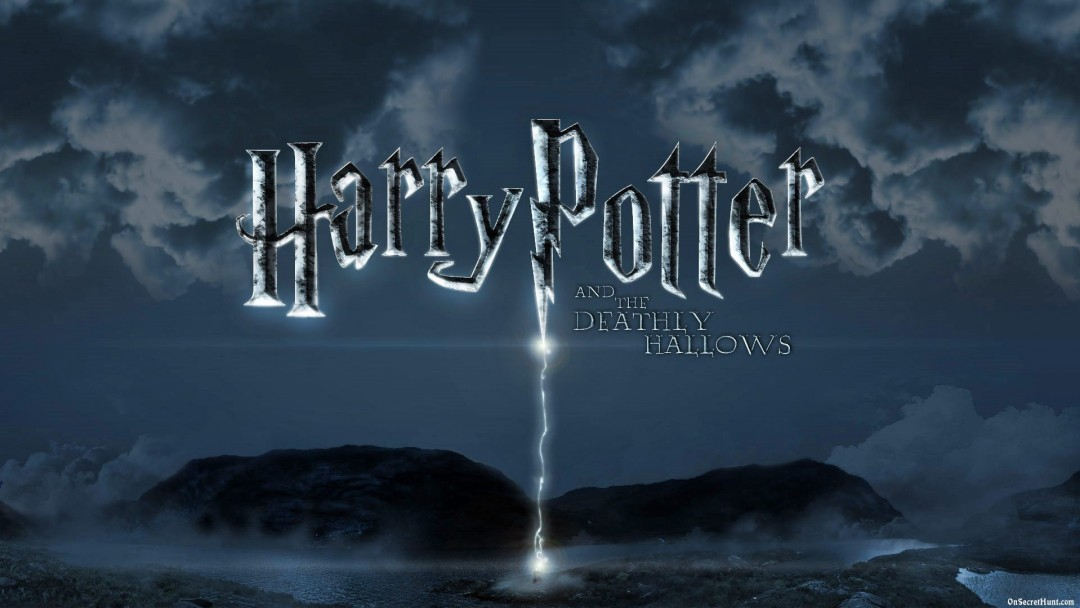 harry potter ly hallows wallpaper