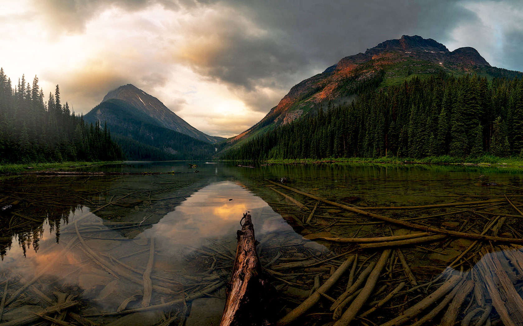 sunrise jasper mountain lake in the canadian rockies 4k ultra hd wallpapers for high resolution puter and lapto