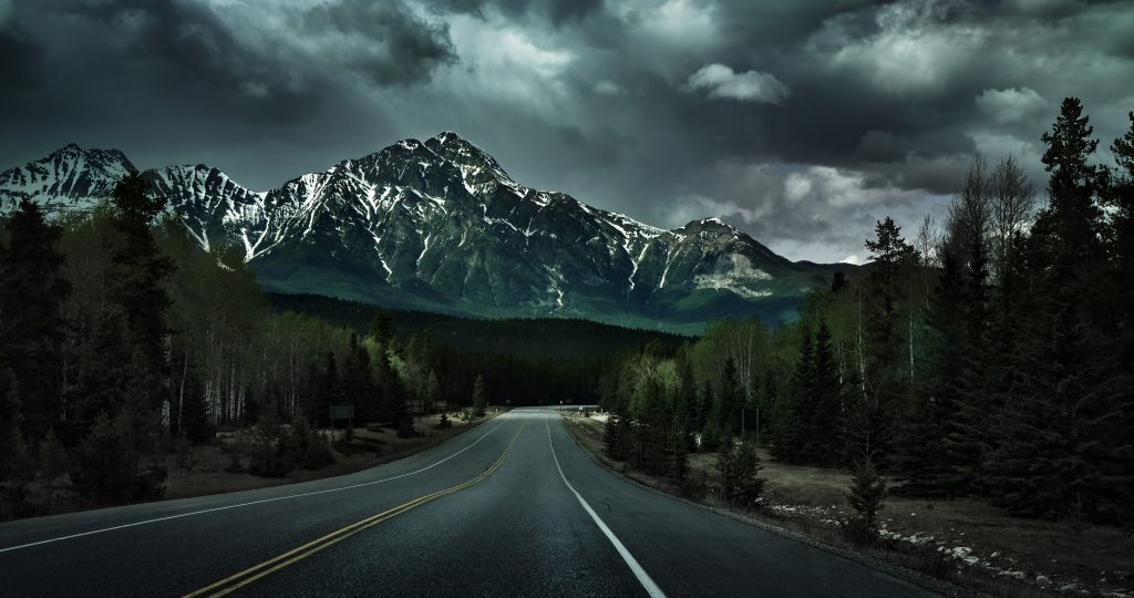 4k road wallpapers high quality