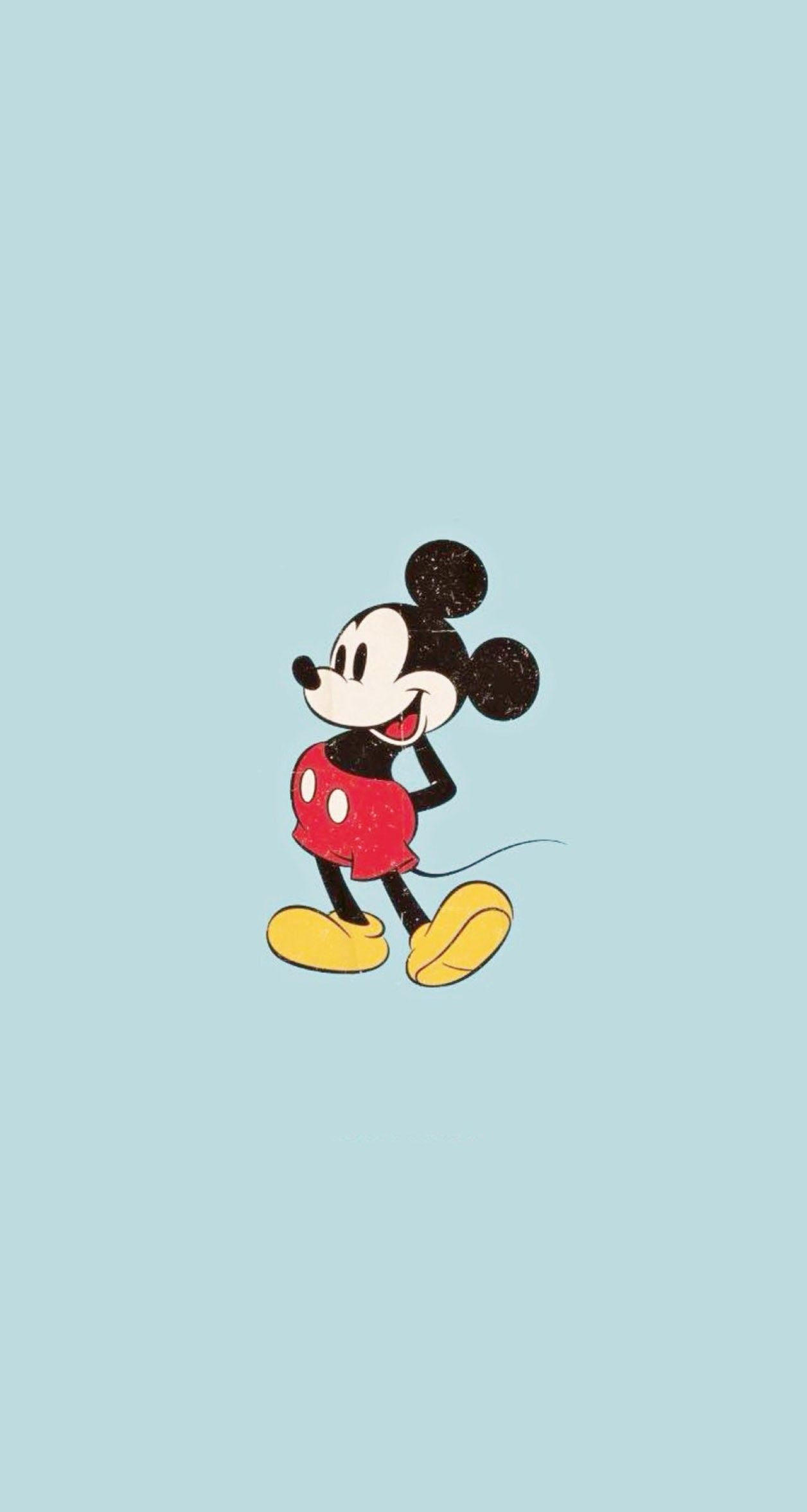 Wallpaper Hd Iphone Mickey Mouse