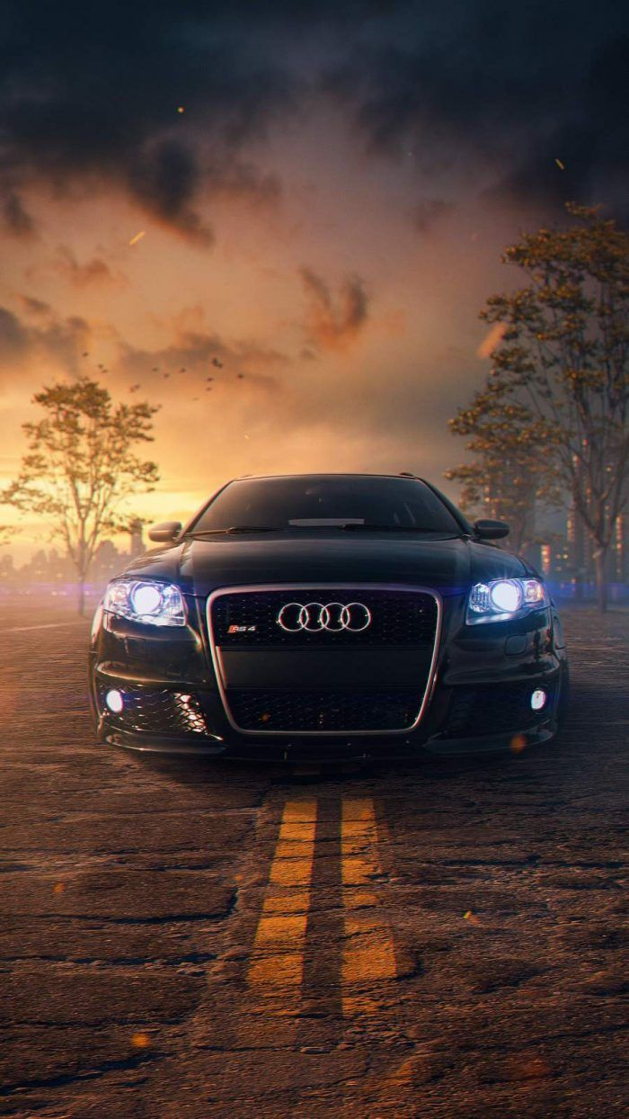 Audi RS4 iPhone Wallpapers