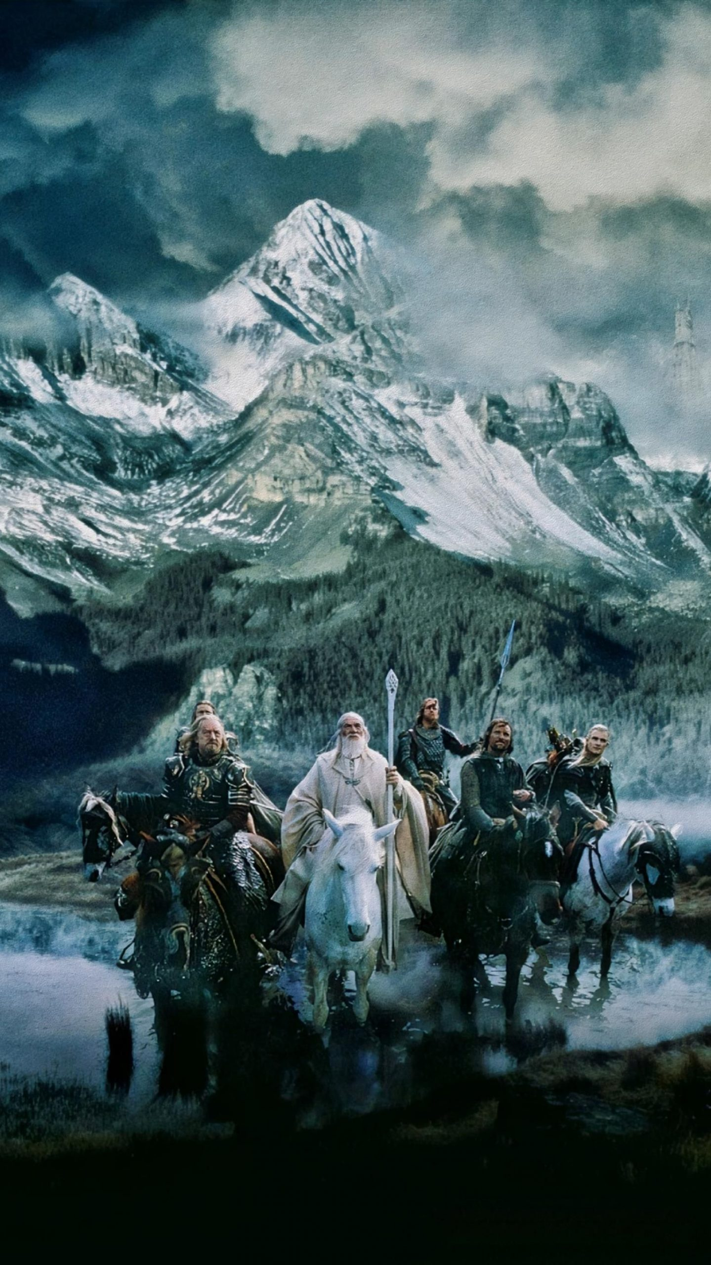 The Lord of the Rings The Return of the King 2003 Phone Wallpaper