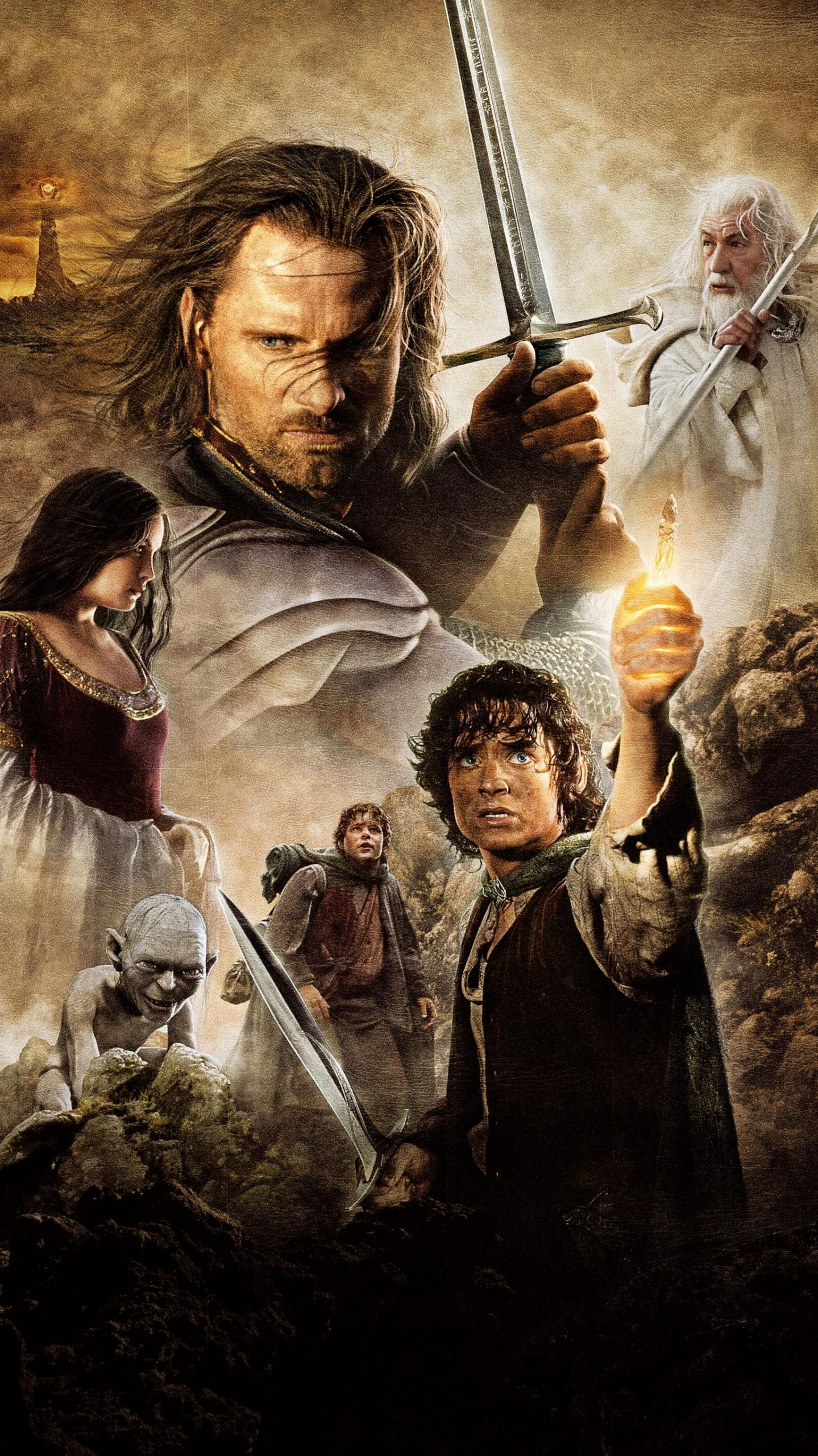 Lord of the Rings Phone Wallpapers
