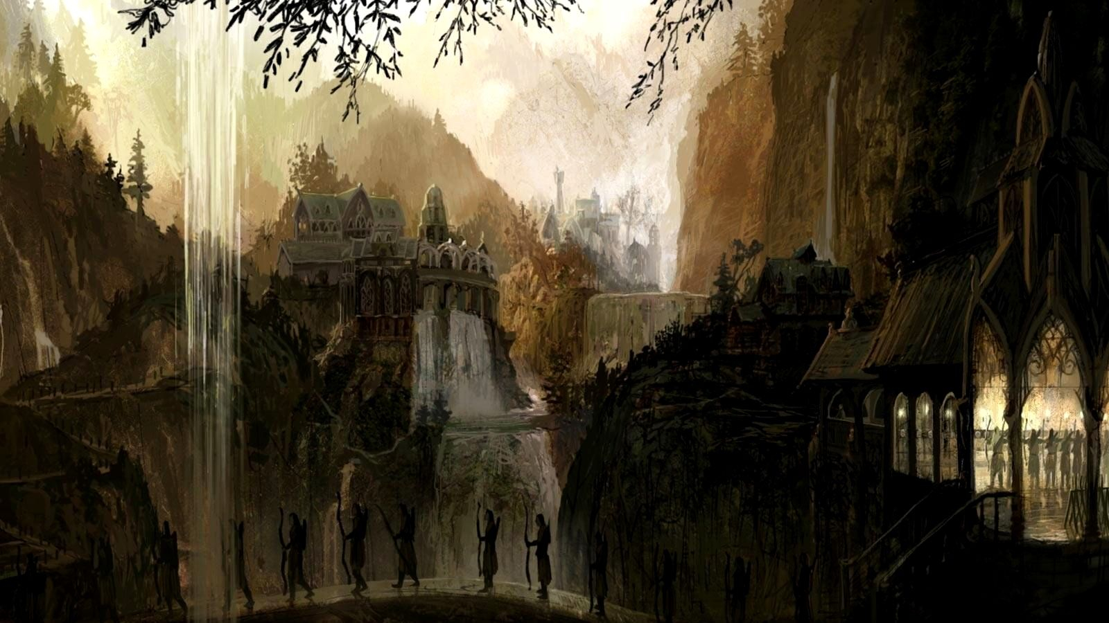 Wallpaper 4K Lord The Rings Ideas