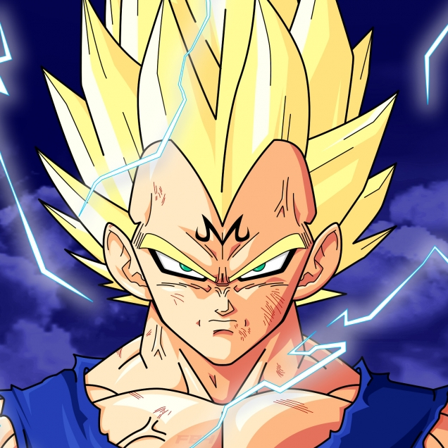 majin ve a the struggle within ourselves dragonball z anime analysis a50