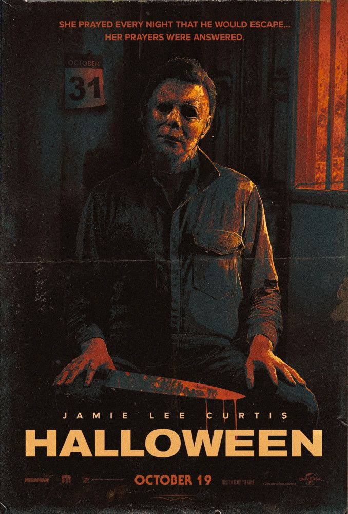 Be Careful What You Pray For Halloween Poster