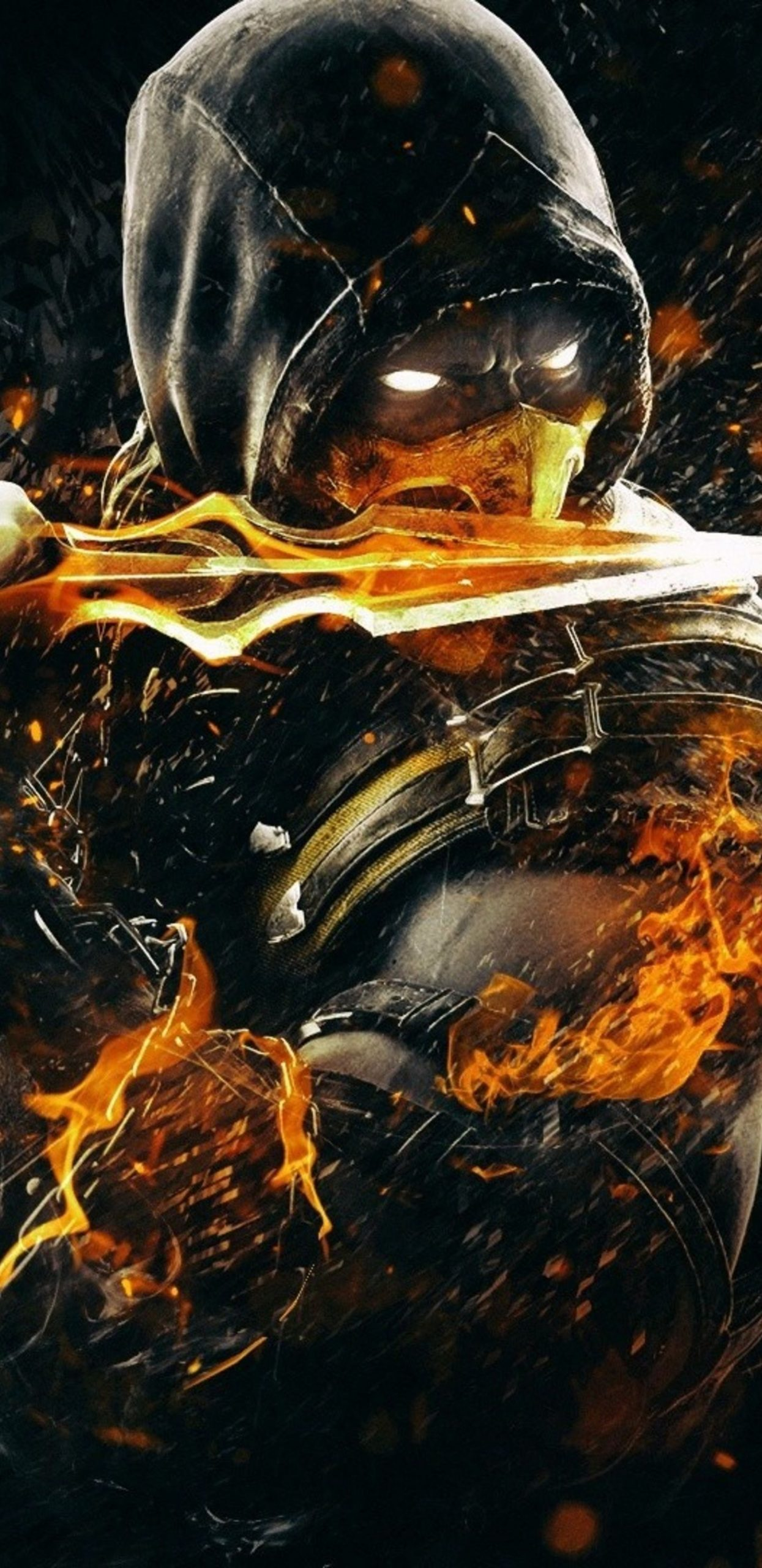 Scorpion Mortal Kombat Video Game Wallpapers