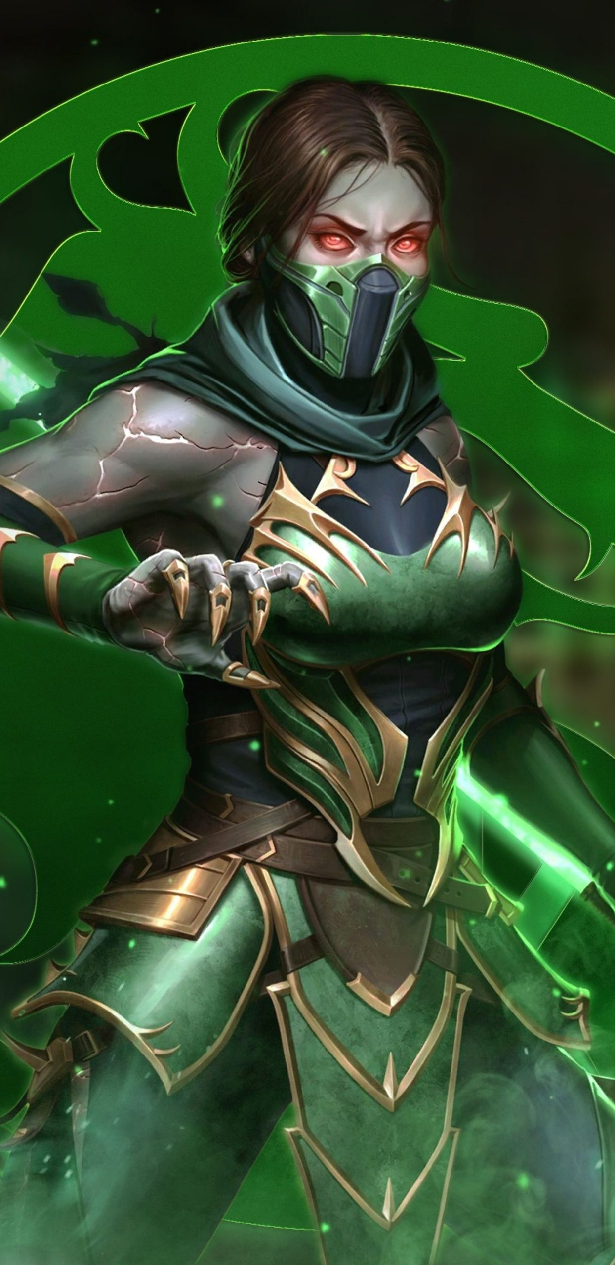 Jade Mortal Kombat 11 4k Wallpapers