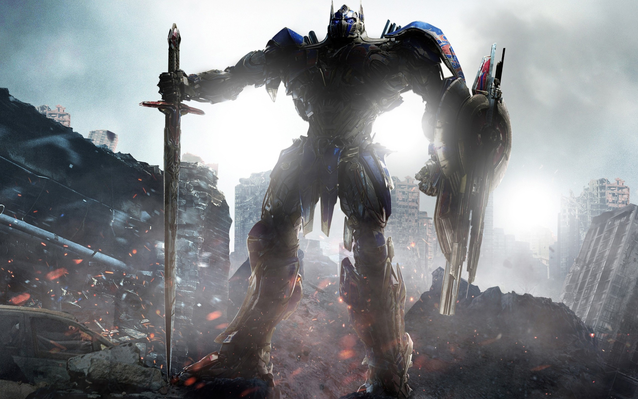transformers the last knight optimus prime 4k wallpapers