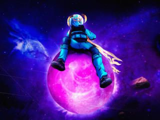 Astro Jack Fortnite Wallpaper HD Games 4K Wallpapers s and Background