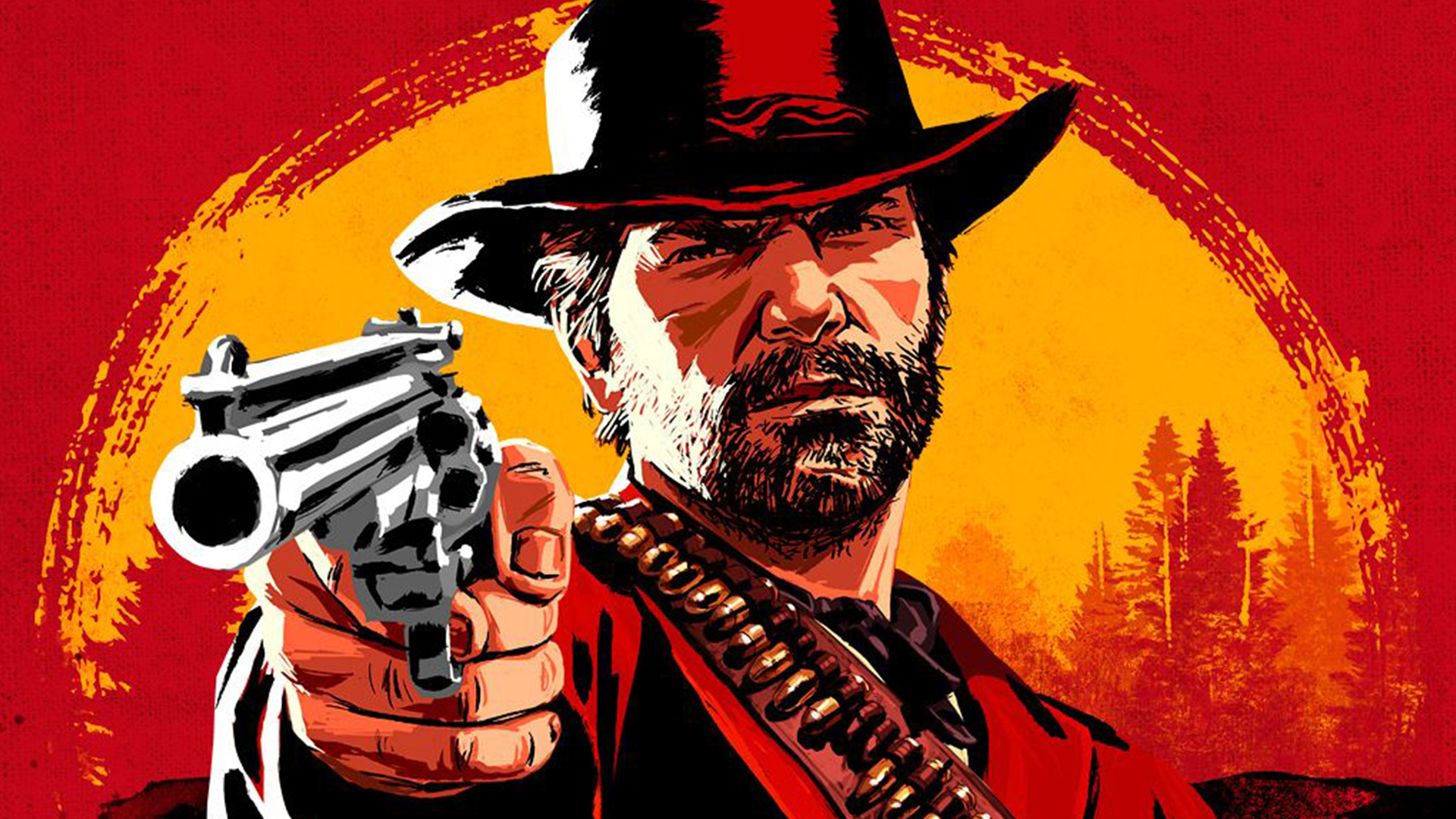 red dead redemption 2 wallpapers 4k full hd