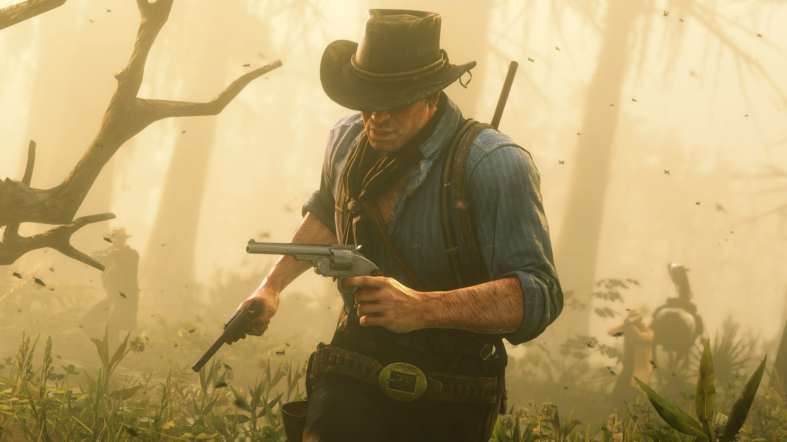 red dead redemption 2 ps4 4k new
