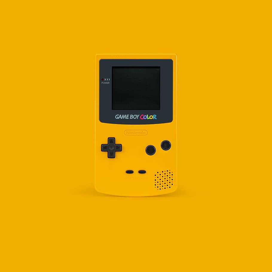 search wallpaper=GameBoy Color
