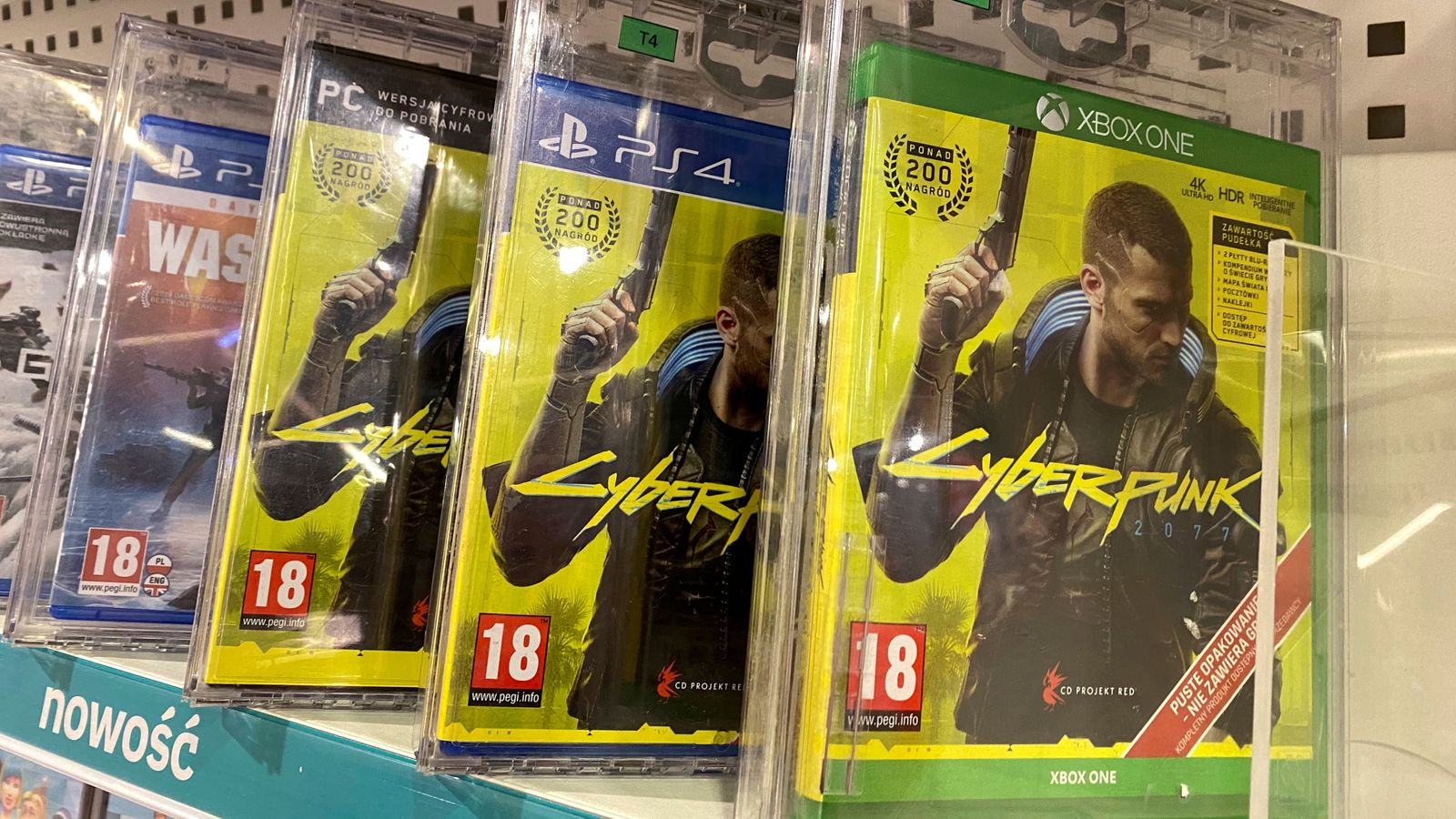 cyberpunk 2077 cd projekt reds game pulled from playstation store by sony as players offered refund