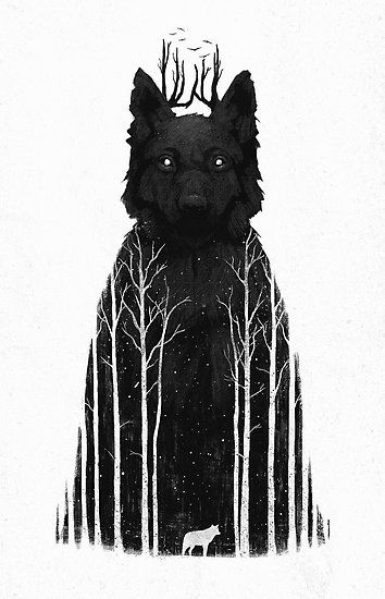 The Wolf King Poster
